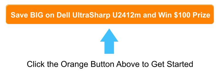 Dell-UltraSharp-U2412m-Review-Button