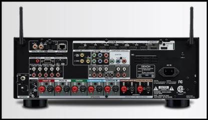 Denon AVR-X3100W-2