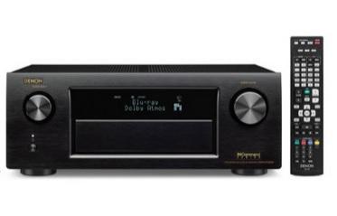 Denon AVR-X4100W Receiver