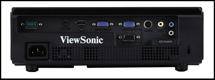 ViewSonic PJD7820HD-1